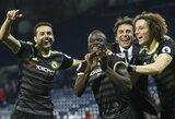 """""""Premier"""" lygos apžvalga: """"Chelsea"""" susigrąžino titulą, o kova dėl Čempionų lygos tęsiasi"""