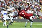 Penki netikėti žaidėjai, kurie šiame sezone yra rezultatyvesni už C.Ronaldo