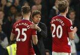 """Gražus pavyzdys: A.Conte dėkojo """"Middlesbrough"""" gerbėjams ir žaidėjams"""