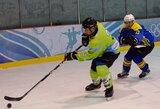 Vilniaus VNA įsitvirtino antroje Lietuvos ledo ritulio čempionato vietoje