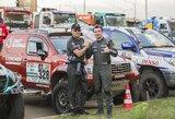 """30-uke finišavęs A.Juknevičius: """"Puikus apšilimas prieš tikrąjį Dakarą"""""""