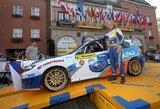 """D.Butvilas prieš ERC ralį Kipre startuos """"DHL Rally Elektrėnai"""""""