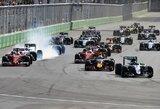 Azerbaidžane – N.Rosbergo dominavimas ir L.Hamiltono agonija