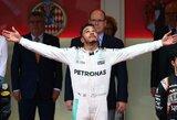 Pergalę Kanados GP iškovojęs L.Hamiltonas ją skyrė anapilin išėjusiam boksininkui M.Ali