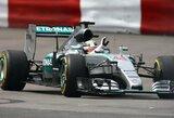 """Intrigą """"Formulės 1"""" lenktynėse Kanadoje gali padidinti prognozuojamas lietus"""