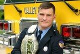 S.Miočičius – varžovų veidus daužantis UFC čempionas, kuris laisvu laiku gelbsti žmonių gyvybes