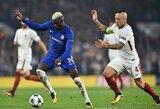 """Penki dalykai, kuriuos sužinojome per """"Chelsea"""" ir """"Roma"""" rungtynes"""