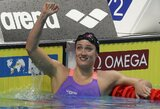 Olandijoje pagerinti dar du pasaulio plaukimo rekordai