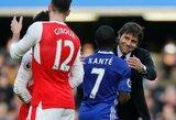 """""""Premier"""" lygos apžvalga: """"Chelsea"""" išspardė užpakalius """"Arsenal"""", Mančesteryje žiba skirtingos žvaigždės"""