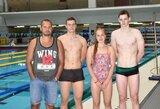 T.Sungaila liko už pasaulio jaunimo plaukimo čempionato pusfinalio borto