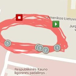 Stadiono trasa
