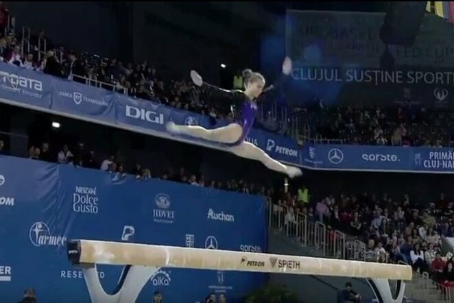 Agata Vostruchovaitė   Youtube.com nuotr.