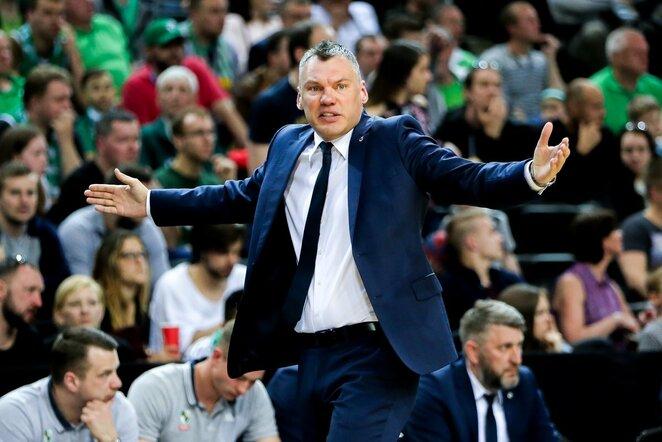 Šarūnas Jasikevičius | Fotodiena nuotr.