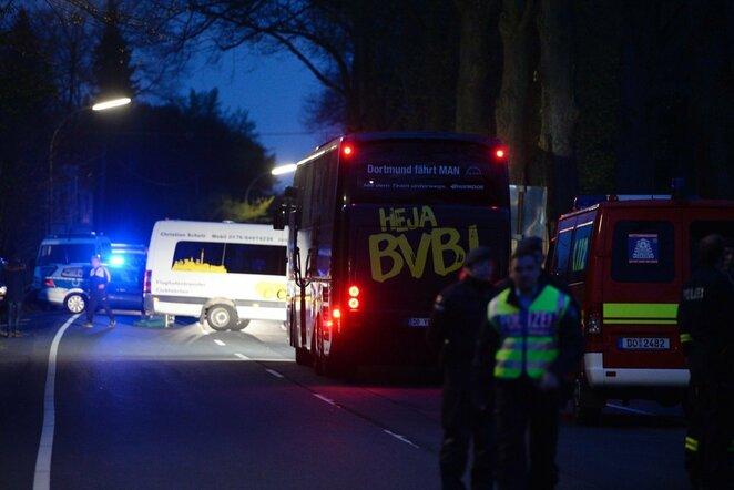 BVB autobusas | Scanpix nuotr.
