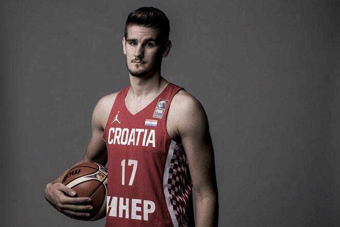 Draganas Benderis | FIBA nuotr.