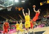 Ispanija–Australija rungtynių...