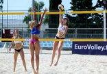 Europos jaunimo paplūdimio...