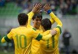 Japonijos – Brazilijos rungtynių...