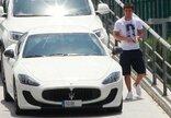 Lionelio Messi automobiliai