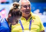 Europos žaidynių badmintono...