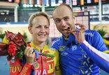 Antrasis Europos dviračių treko...