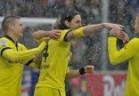 """""""Freiburg"""" - """"Borussia Dortmund""""..."""