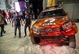 A.Juknevičius prieš Dakaro ralį...