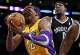 """Lakers"" - ""Nets"" rungtynių..."