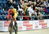 Antroji Europos dviračių treko...