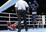 Pirmosios olimpinio bokso turnyro...