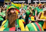 Lietuva - Islandija rungtynių...