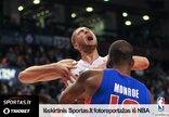 """""""Raptors"""" – """"Pistons"""" rungtynių..."""