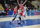 Krepšinio rungtynės: Lietuva U16 -...