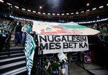 """Eurolygos rungtynės: """"Žalgiris"""" -..."""