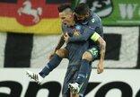 """Napoli"" klubas sumušė ""Wolfsburg""..."