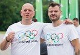 Olimpinės dienos minėjimas Vingio...