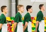 Baltijos taurės turnyras: Lietuva...