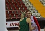 Lietuvos moterų krepšinio...