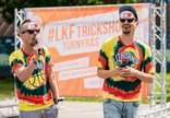 #LKFtrickshot turnyras