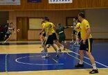 Lietuvos rankinio lygos rungtynės...