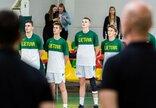 Baltijos jaunių taurė: Lietuva -...