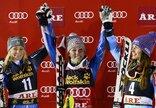 Pasaulio kalnų slidinėjimo taurės...