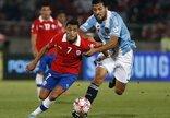 Čilės – Argentinos rungtynių...