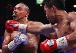 Profesionalų boksas: M.Pacquiao ir...