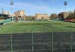LFF stadione keičiama danga