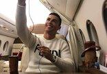 Cristiano Ronaldo privatus lėktuvas