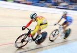 Europos dviračių treko čempionatas...