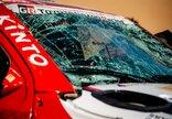 Fernando Alonso avarija (01.15)
