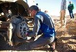 Dakaro ralio trečiasis etapas...