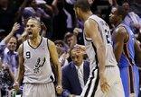 """Spurs"" - ""Thunder"" rungtynių..."